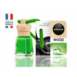 AROMA CAR MINI WOOD GREEN...