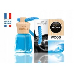 AROMA CAR MINI WOOD OCEAN
