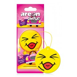 AREON DRY SMILE BUBBLE GUM...